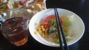 ビュッフェレストランSHIKI(四季)のサラダ